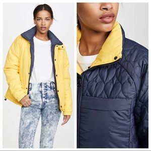 Opening Ceremony Reversible Quilted Puffer Jacket